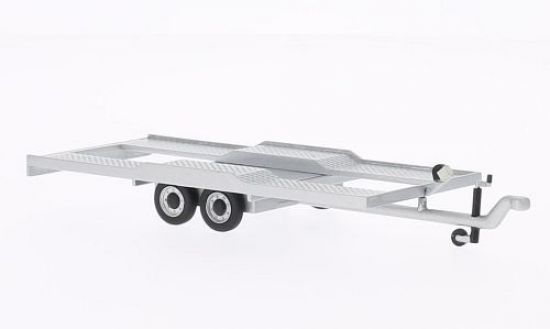 11675 PREMIUM CLASSIXXS прицеп-автовоз Car Transporter Trailer Silver2014