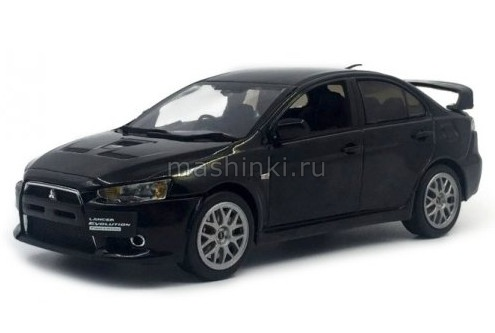 VSS29294 14+ VITESSE VITESSE 1/43 MITSUBISHI Lancer EVO X Final Edition 2015 black